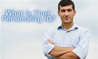 Your Personality <b>IQ</b>!