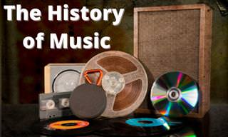The <b>History</b> of Music