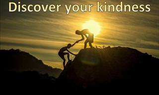 <b>What</b> Kindness Do You Carry in Your Heart?