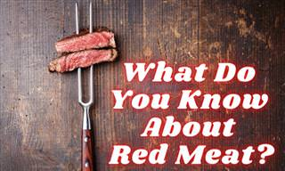 What Do You Know About <b>Red</b> Meat?
