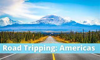 <b>Road</b> Trip <b>Through</b> the <b>Americas</b>!