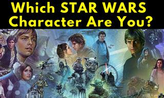 Which Star Wars <b>Character</b> Are You?
