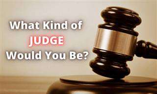 What Kind of Judge <b>Would</b> <b>You</b> Be?