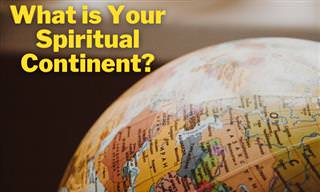 <b>What</b> is Your Spiritual Continent?