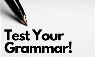 Can You Crack Our Latest Grammar Challenge?