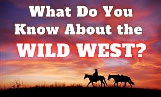 How Well Do You Know the Wild West?