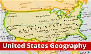 USA <b>Geography</b> Challenge