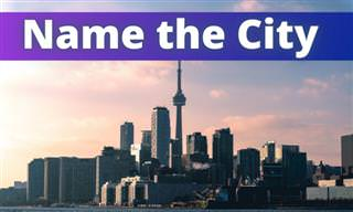 Identify 10 Cities <b>from</b> Their Skyline Alone!