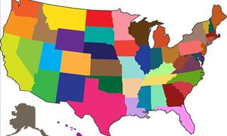 Can You Guess <b>Each</b> US State From Just 3 Cities?