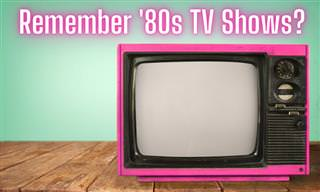 Do You Remember These <b>80s</b> TV Shows?