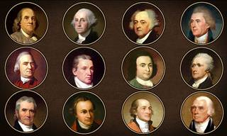 Which Founding Father <b>Were</b> You in a Past Life?