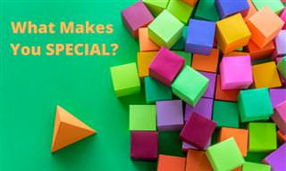 What Makes You <b>Special</b>?