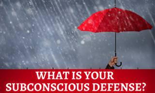The Subconscious Defense <b>Test</b>