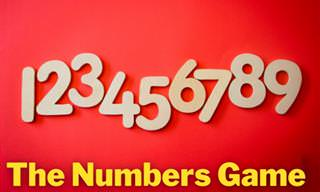 The Numbers <b>Quiz</b>: Which is More?