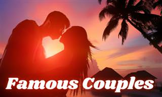 Famous Couples in <b>History</b>
