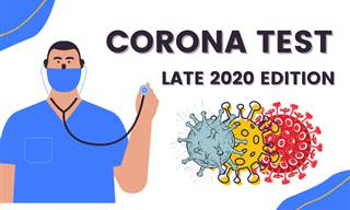 Corona <b>Quiz</b>: Late 2020 Edition