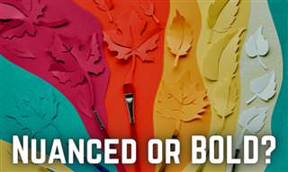 Are You More Nuanced or Bold?