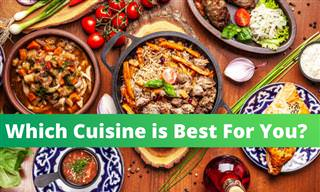 Which Cuisine Should You Try More Of?
