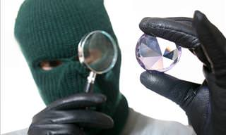 Would You Make it As an International Jewel Thief?
