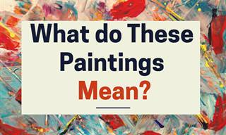What <b>Do</b> You <b>SEE</b> in These Paintings?