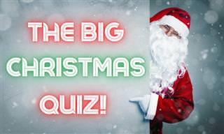 The Great CHRISTMAS <b>Quiz</b>!