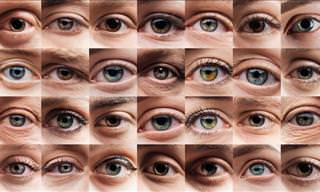 What Do Your Eyes Have to Say About You?
