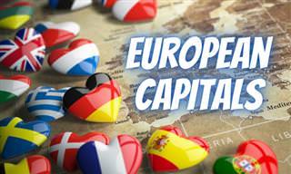 Guess the <b>European</b> Capital