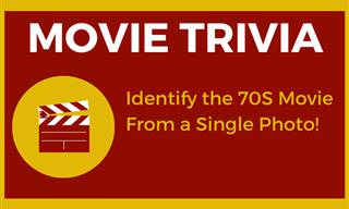 The 70s Movie Trivia Quiz!