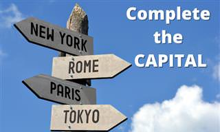 Complete the <b>Capital</b>!