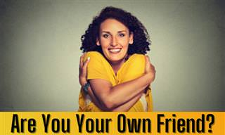 Are You a Friend to Yourself?