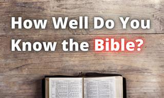 Can You Conquer Our Biblical Challenge?