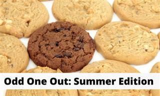 <b>Odd</b> One Out: Summer Edition!