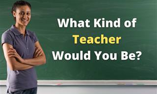 If You Were a Teacher, What Kind Would You Be?