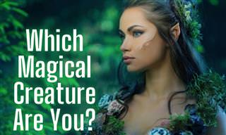 Which Magical <b>Creature</b> Are You?