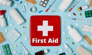 Do You Think You Know All About <b>First</b> Aid? Prove It!