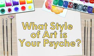 What Style of <b>Art</b> is Your Psyche?