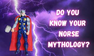 How Much Do You Know About Norse <b>Mythology</b>?