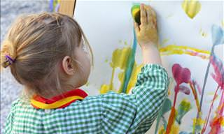 Is Modern <b>Art</b> Really Profound, or Could a Toddler Do It?