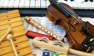 <b>What</b> <b>Musical</b> Instrument Are You?