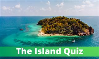 The Island <b>Quiz</b>!