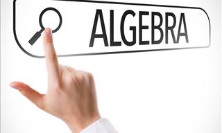 15 Easy to Challenging Algebra Problems