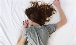 <b>What</b> do Your Sleep Habits Say About Your Personality?