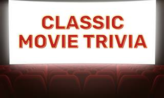 How Much <b>Movie</b> Trivia Do You Know?