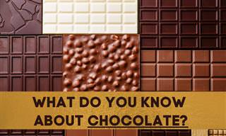 What Do You Know About Chocolate?