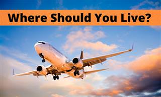 Where Should You <b>Live</b>?