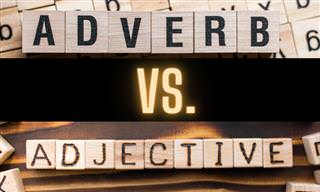 Tell <b>Us</b>: Adjective or Adverb?