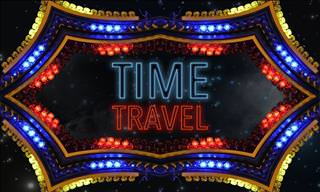 Time Travel: Where Would <b>Your</b> <b>Spirit</b> Take You?