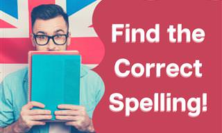 Ready For a Round of Spelling?