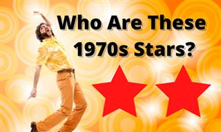 Do You Know the Big Stars of the 70s?