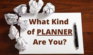 <b>What</b> Kind of Planner Are You?